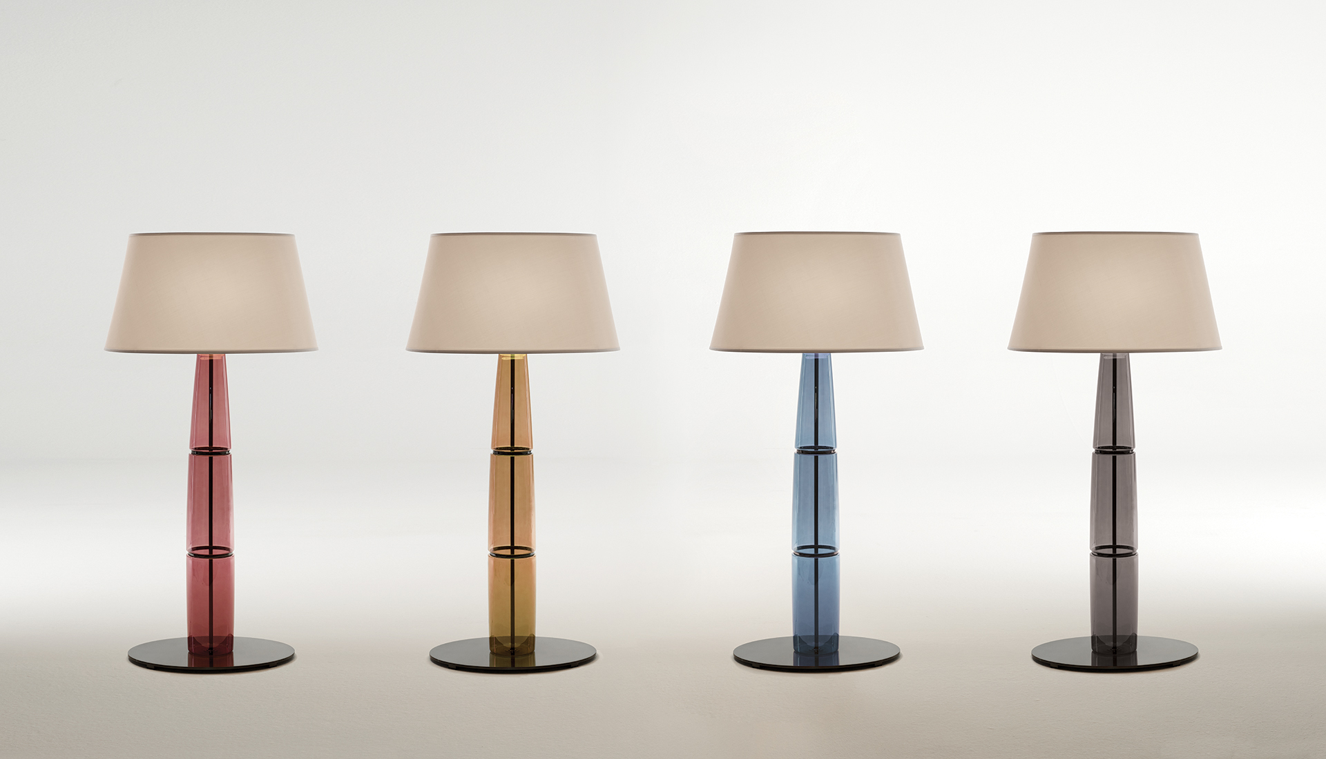 D'ora floor lamp The Atelier of Beauty, 2019 Promemoria collection presented during the Milan Design Week | Promemoria