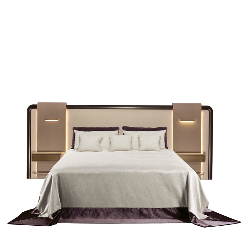 Kalì Nikta is a headboard from the Night Tales collection of Promemoria | Promemoria