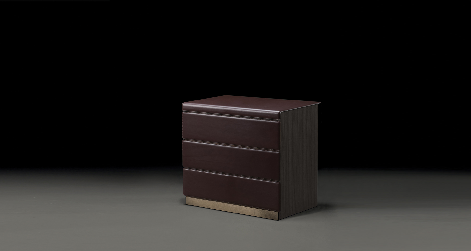 Promemoria Orione Wooden Bedside Table