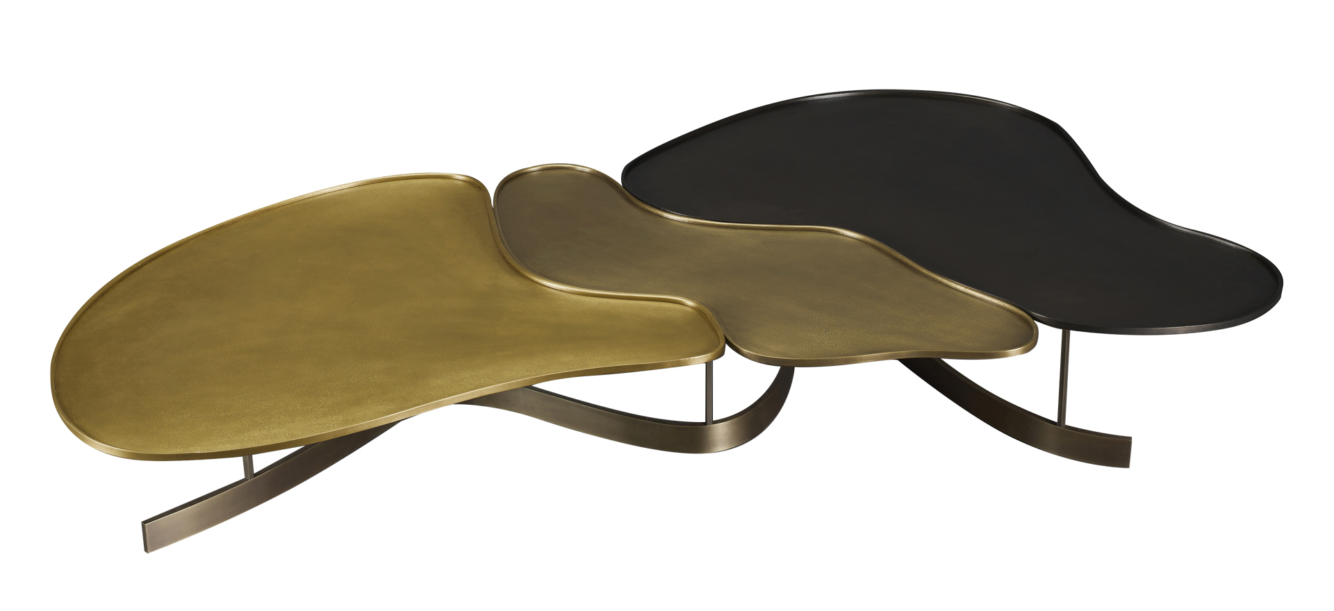 - Promemoria Moscou: Bronze Coffee Table