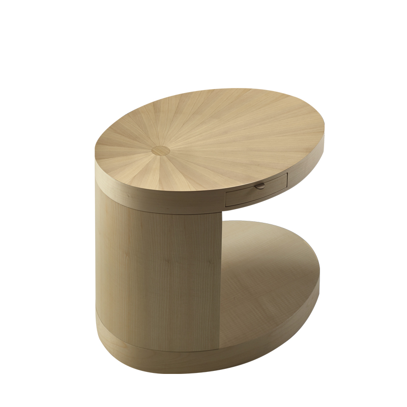 Promemoria Silvestro Small Wooden Table Available With Inlaid Cats