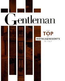 Promemoria's floor lamp Mirtilla featured on Gentleman 2017 | Promemoria