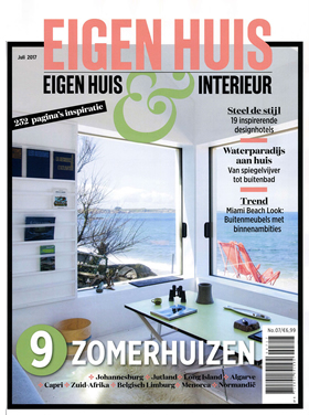 Promemoria featured on Eigen Huis & Interieur 2017 | Promemoria