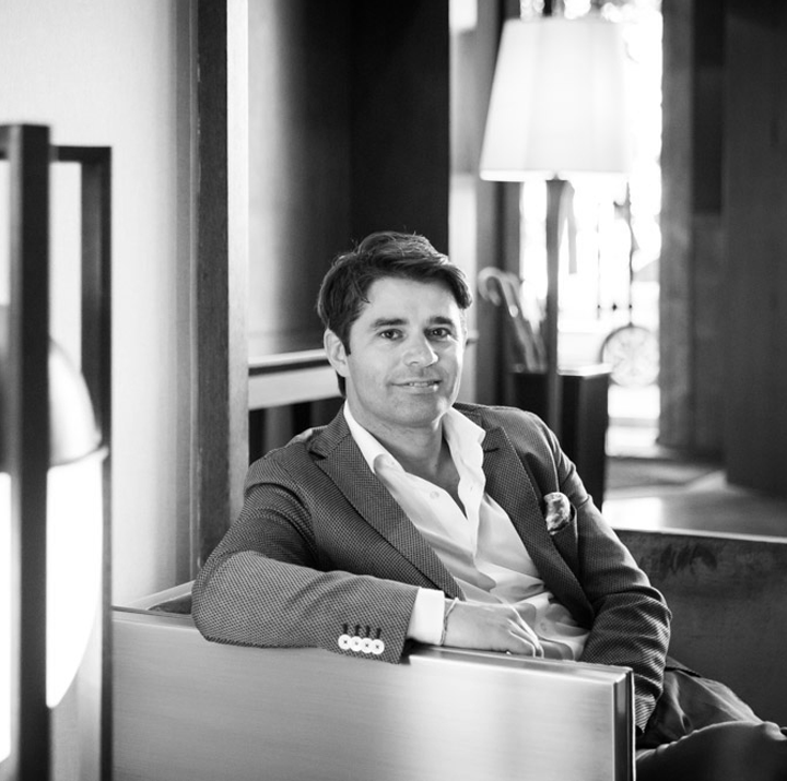 Davide Sozzi, architect and designer, in charge of the interior design and projects department of Promemoria | Promemoria
