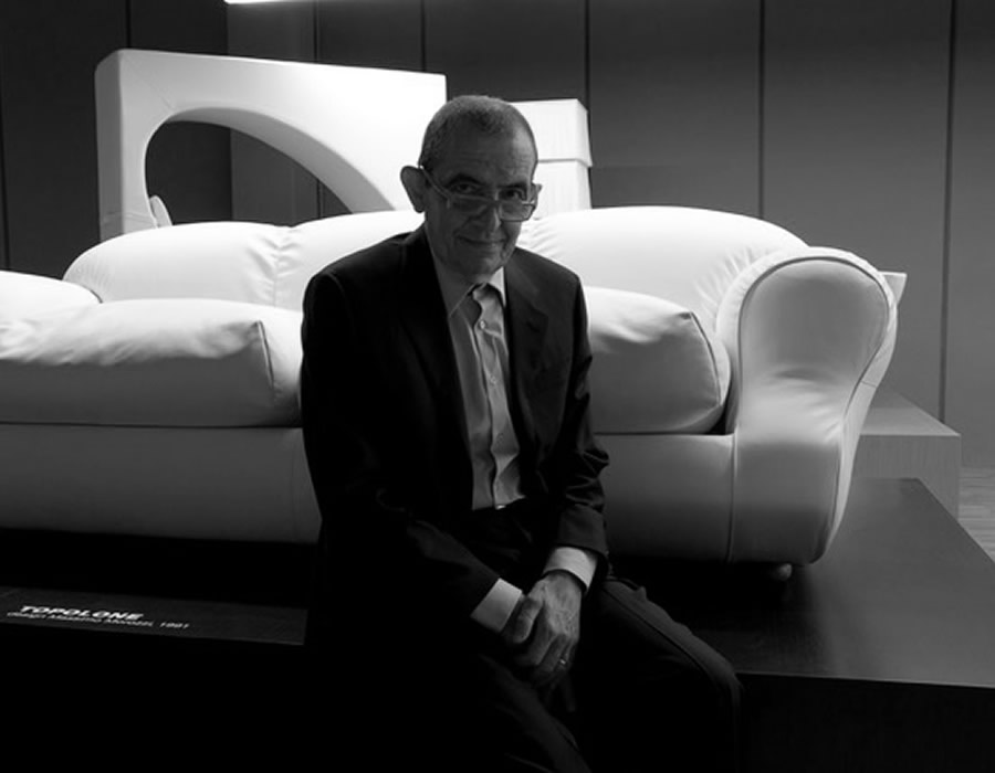 Massimo Morozzi, Italian architect who has collaborated with Promemoria | Promemoria