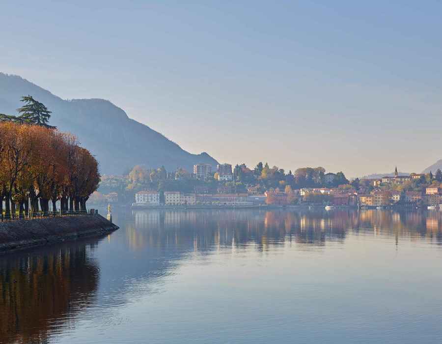 Lake Como is where Promemoria has its origins and it has always been a great inspiration for its designers | Promemoria