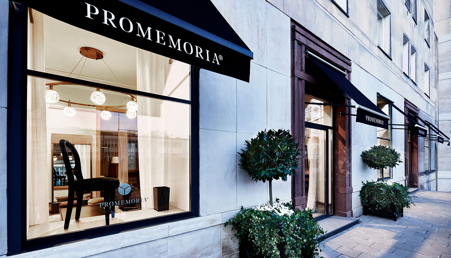 En 2019, Promemoria inaugure son nouveau showroom à Varsovie