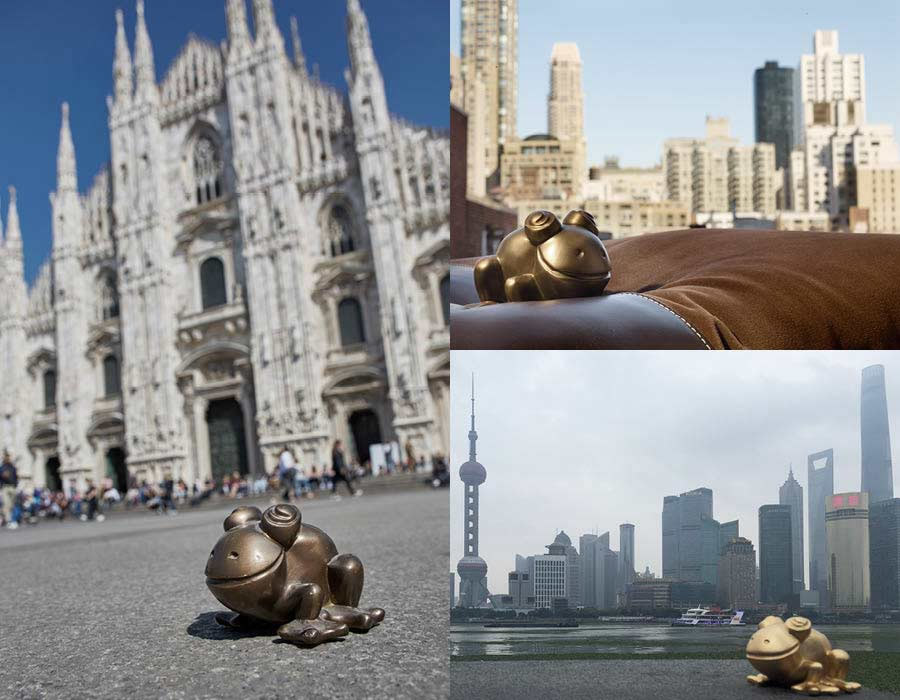 Promemoria around the world: Promemoria has mono-brand showrooms in the most prestigious international cities - Milan, Moscow, Paris, New York, London, Hamburg, Munich and Miami | Promemoria
